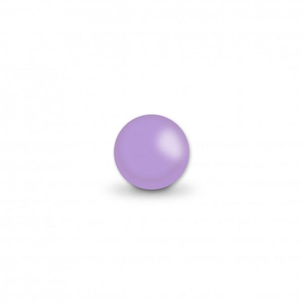 Ausverkauf Uniperlen 8 mm lavendel