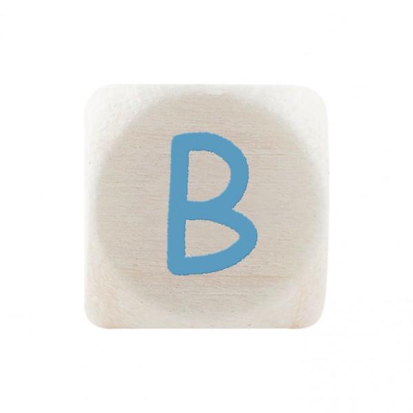 Premiumbuchstabe 10 mm babyblau B