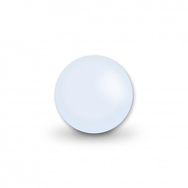 Ausverkauf Uniperlen 12 mm pastellblau