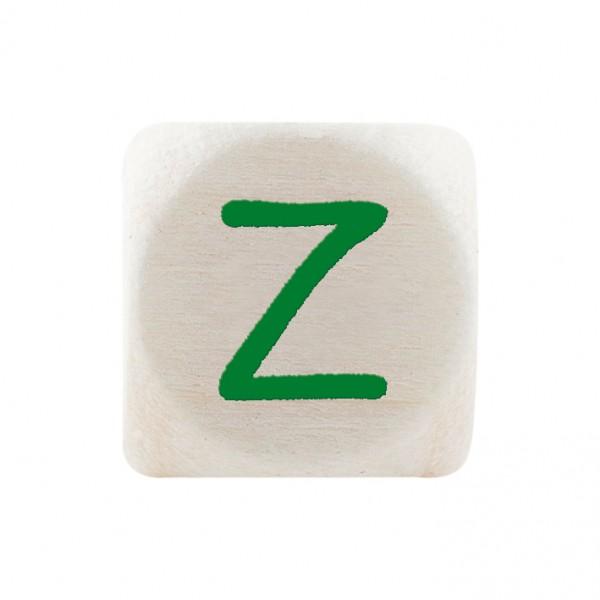 Premiumbuchstabe 10 mm grün Z