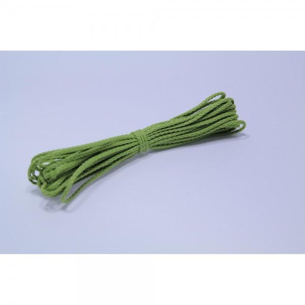 Ausverkauf 5m-Schnurstück lindgrün