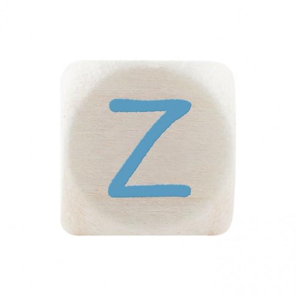 Premiumbuchstabe 10 mm babyblau Z