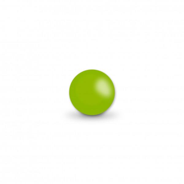 Ausverkauf Uniperlen 8 mm lindgrün