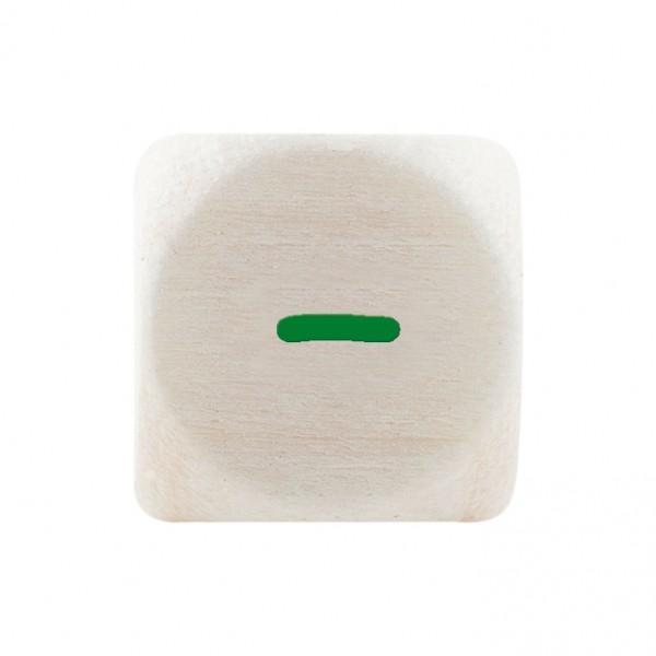 Premiumbuchstabe 10 mm grün -