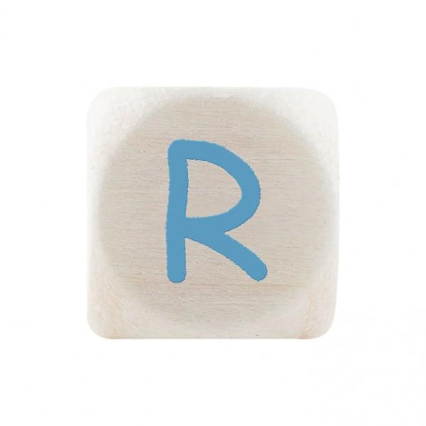 Premiumbuchstabe 10 mm babyblau R