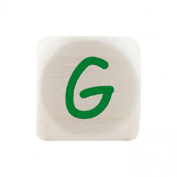 Premiumbuchstabe 10 mm grün G