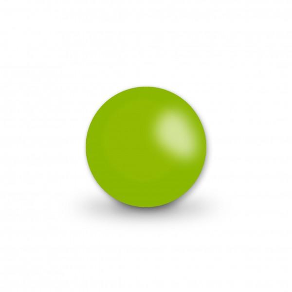 Ausverkauf Uniperlen 12 mm lindgrün