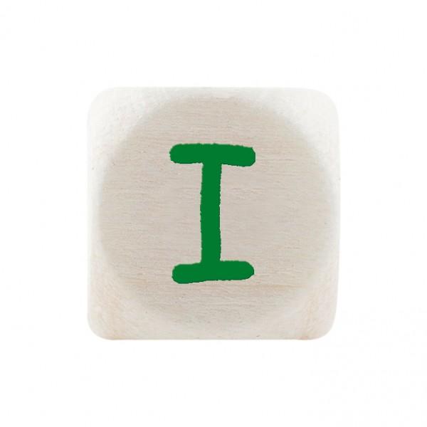 Premiumbuchstabe 10 mm grün I