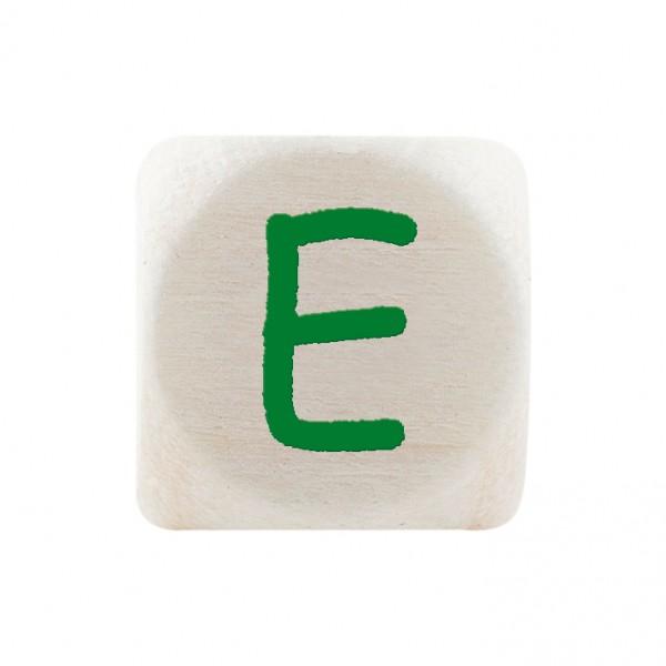 Premiumbuchstabe 10 mm grün E