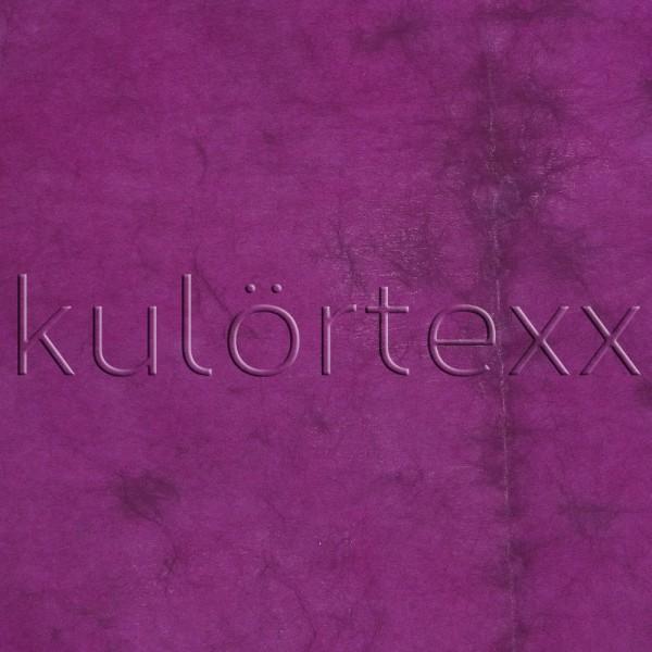 Sale Kulörtexx - Lederimitat vegan lila MAXI