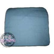 Schultertaschenrohling aus Canvas babyblau