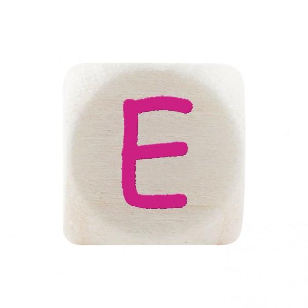 Angebot Premiumbuchstabe 10 mm magenta E