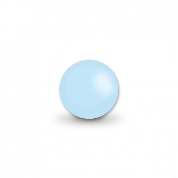 Uniperlen 10 mm babyblau