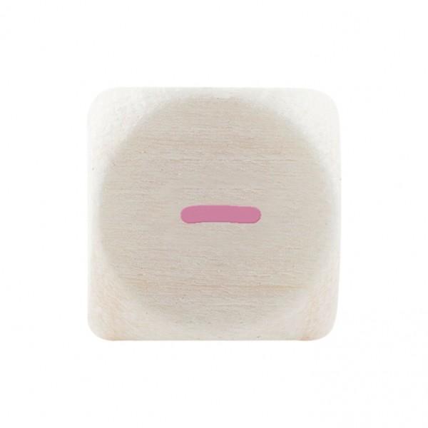 Premiumbuchstabe 10 mm rosa -