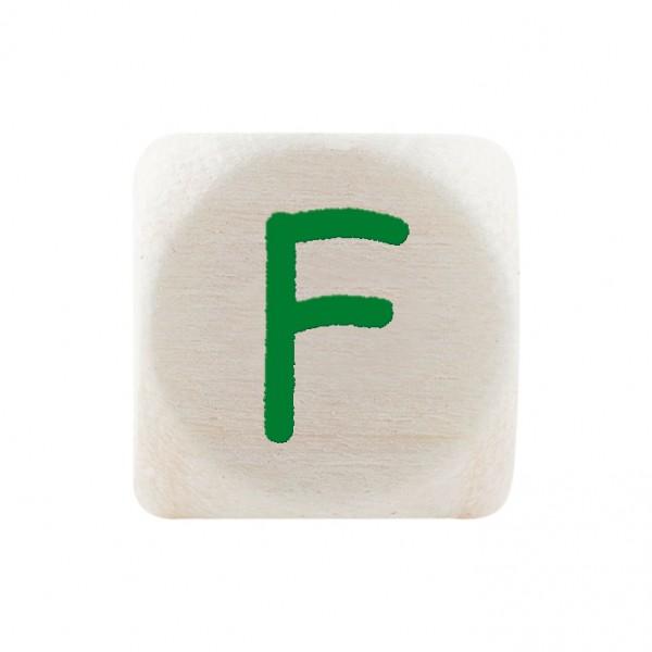 Angebot Premiumbuchstabe 10 mm grün F