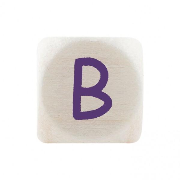Angebot Premiumbuchstabe 10 mm lila B