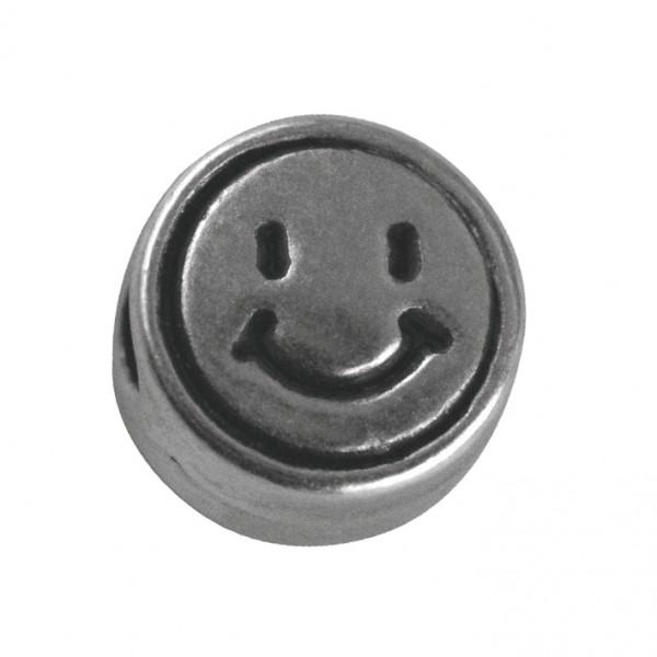 Rockstar Metallbuchstaben 7 mm Smiley