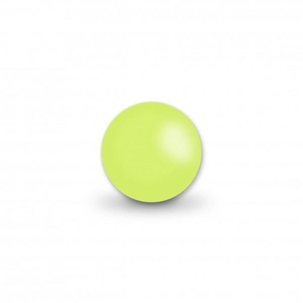 Uniperlen 10 mm lemon