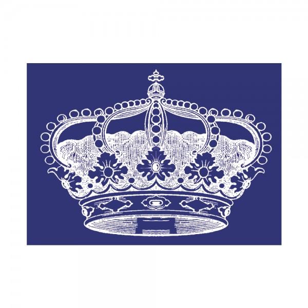 Schablone A4, Crown