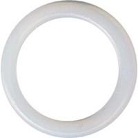 Mini-Silikonring transparent milchig