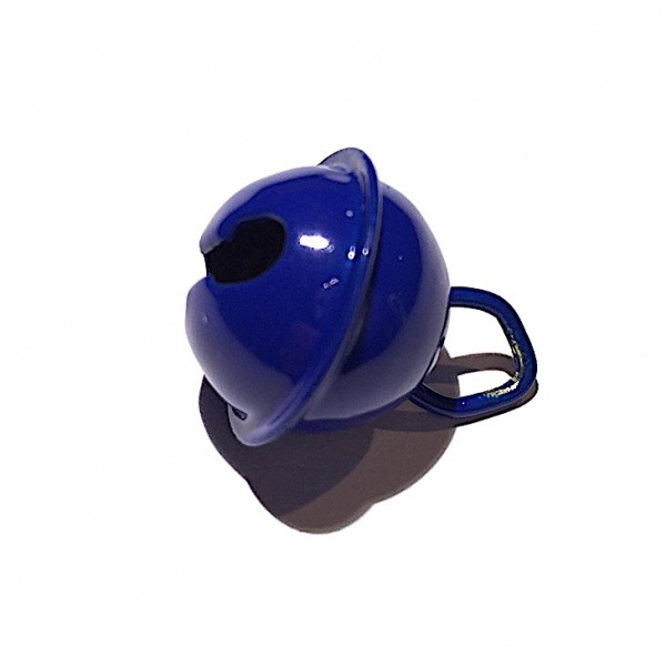 Glöckchen 11 mm dunkelblau