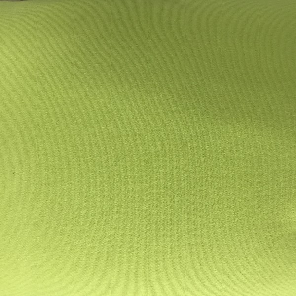 Deluxe French Terry brushed lemon