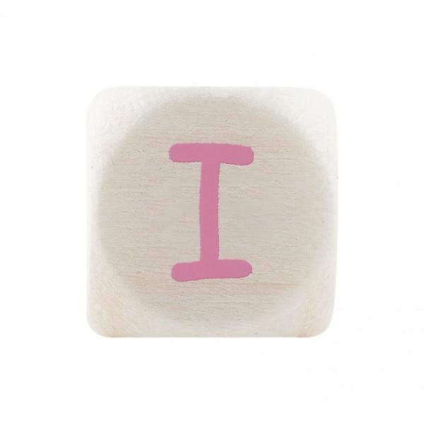 Premiumbuchstabe 10 mm rosa I