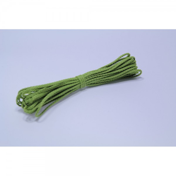 Ausverkauf 5m PP-Schnurstück lindgrün