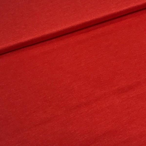 Jeansjersey Austin in rot von Swafing