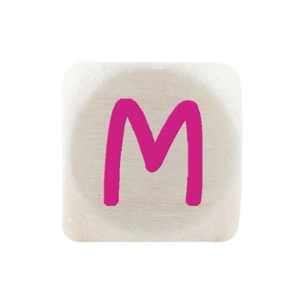 Angebot Premiumbuchstabe 10 mm magenta M