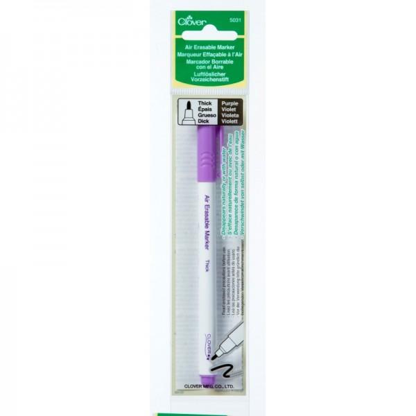 Clover Air Erasable Marker violett