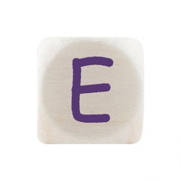 Angebot Premiumbuchstabe 10 mm lila E