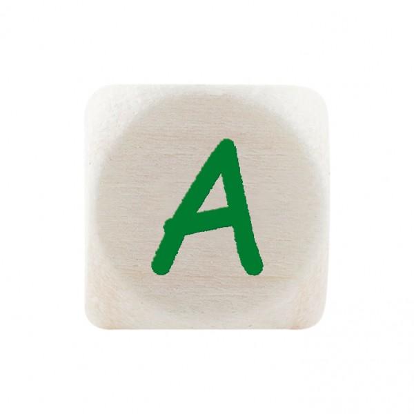 Angebot Premiumbuchstabe 10 mm grün A