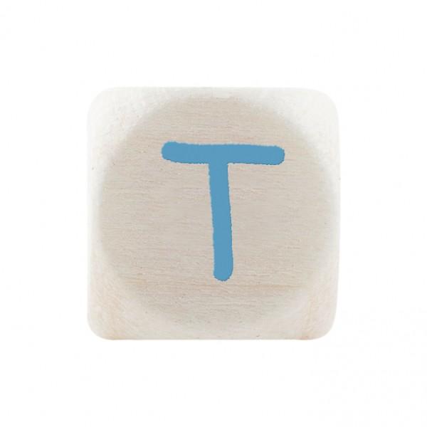 Premiumbuchstabe 10 mm babyblau T