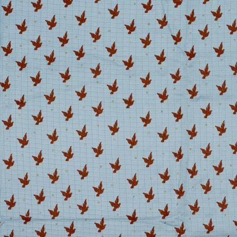 Sale Peace Bambus Musseline Baumwolle Musselin Baumwolle
