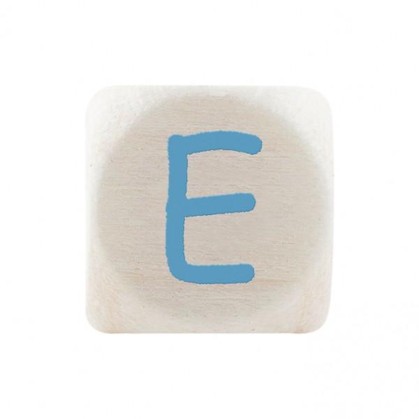 Premiumbuchstabe 10 mm babyblau E