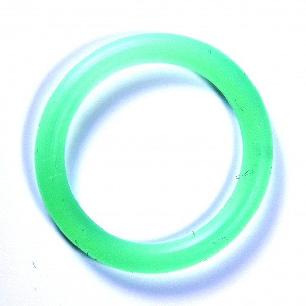Sale Mini-Silikonringe hellgrün