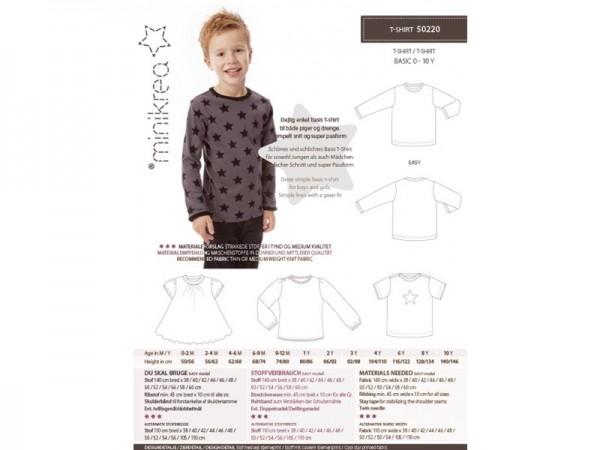 SALE Schnittmuster/Pattern T-Shirt