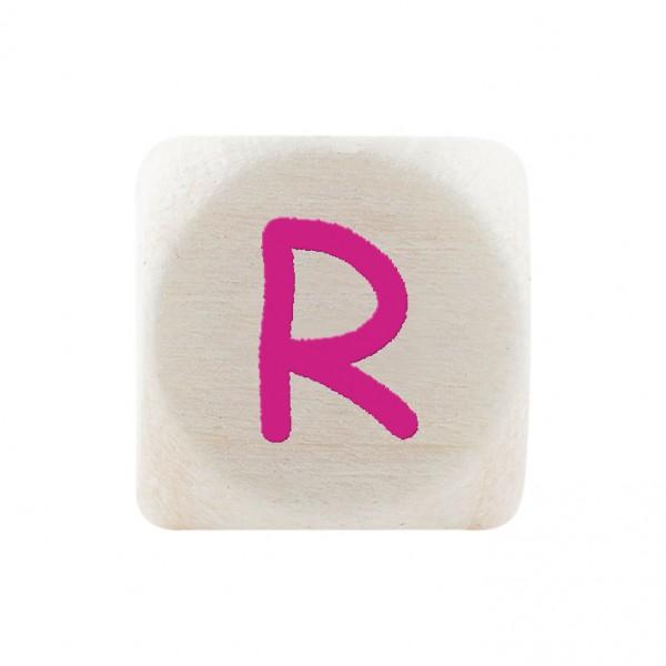 Angebot Premiumbuchstabe 10 mm magenta R