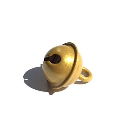 Sale Glöckchen 11 mm gold