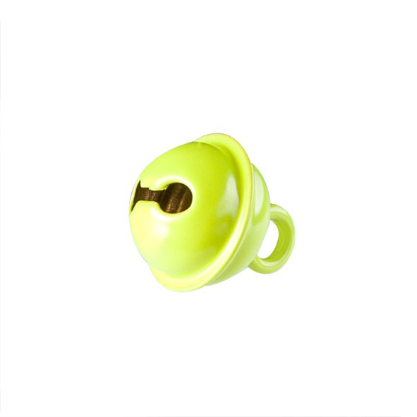 Glöckchen 11 mm lemon