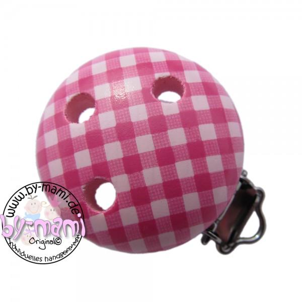 Sale Motivclip I Vichy babyrosa/rosa