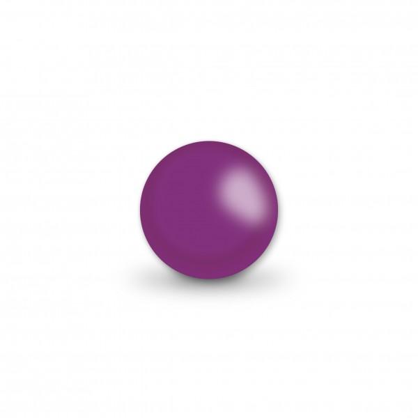 Uniperlen 10 mm violett