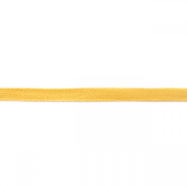 Flachkordel 17mm gelb
