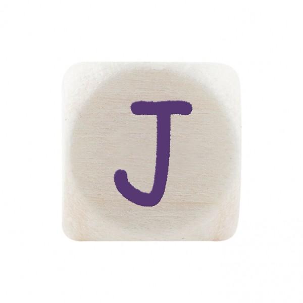 Angebot Premiumbuchstabe 10 mm lila J