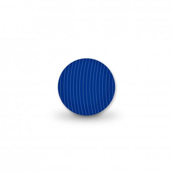 Angebot Rillenperlen dunkelblau (ca. 25 Stück)