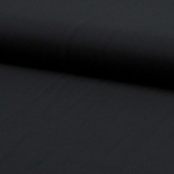 Viskose Twill schwarz