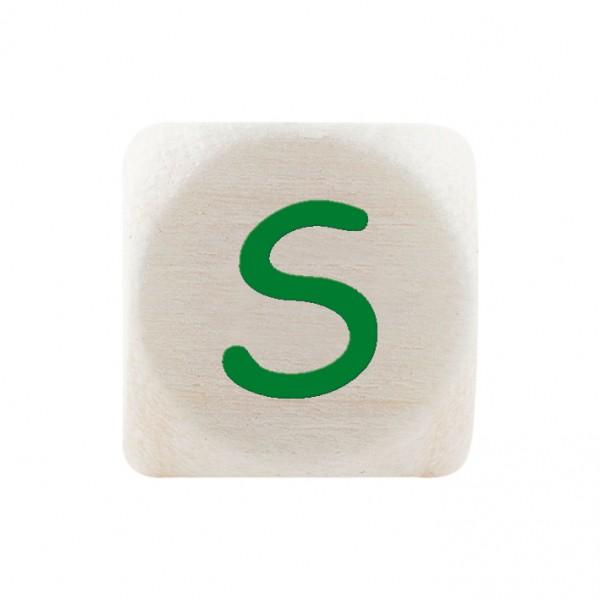 Angebot Premiumbuchstabe 10 mm grün S