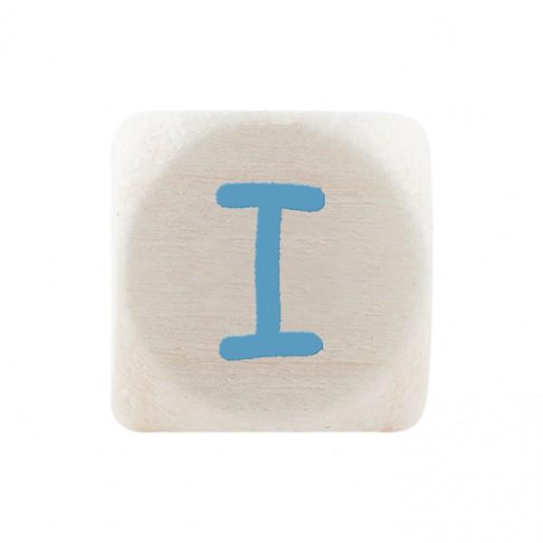 Premiumbuchstabe 10 mm babyblau I