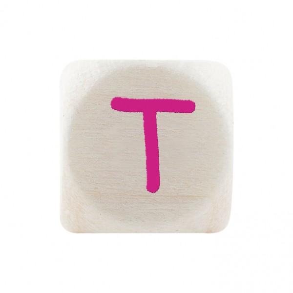 Angebot Premiumbuchstabe 10 mm magenta T
